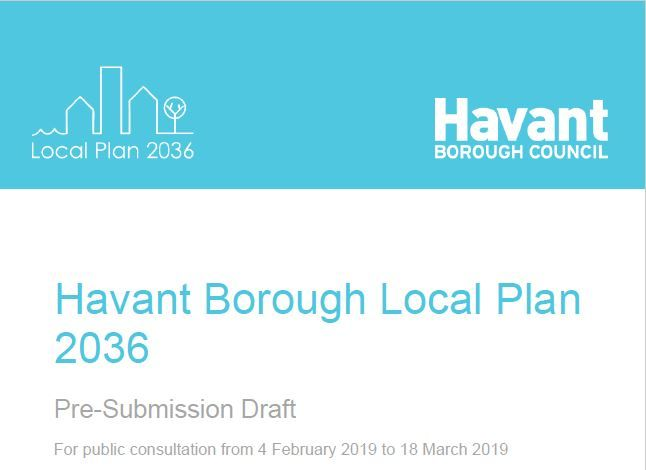 The Pre-Submission Local Plan